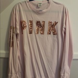 Pink Shirt from VS Pink